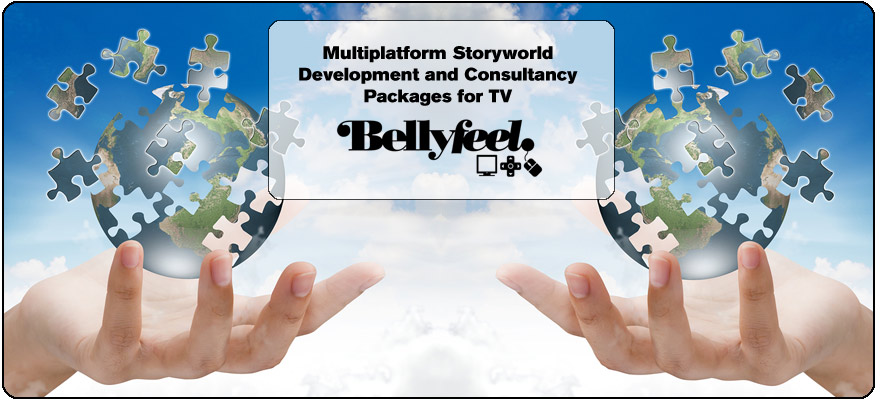 Multiplatform Storyworld Development & Consultancy for TV