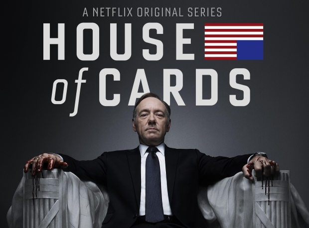 Netflix report - about House of Cards and the future of entertainment