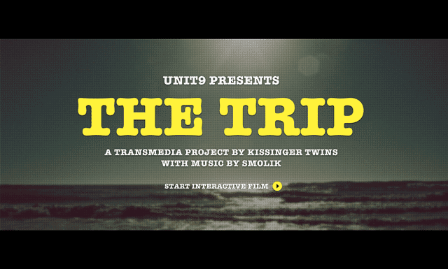 The Trip wins a Webby!
