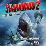 Taking a Social TV chainsaw to #Sharknado2