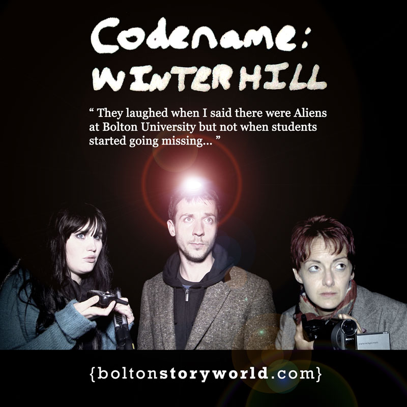 Codename Winterhill