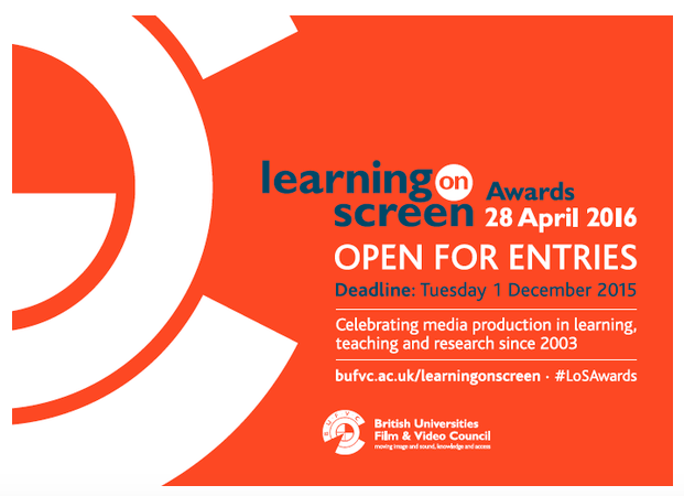 Learning Onscreen Award